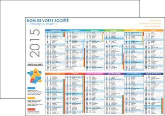 Le nouveaux Modèles de Calendrier bancaire 2015 calendrier de bureau sur 12 mois MLGI28880