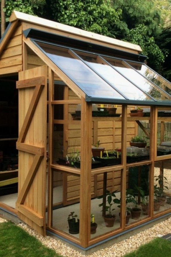 Simple Garden Shed renovated ideas for your garden outdoor space - Potting Shed Designs