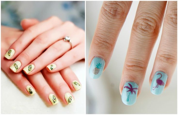 17 Best images about Déco ongles on Pinterest  Pastel, Bijoux and ...