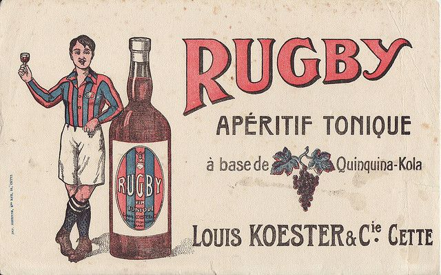 Rugby buvard Koester
