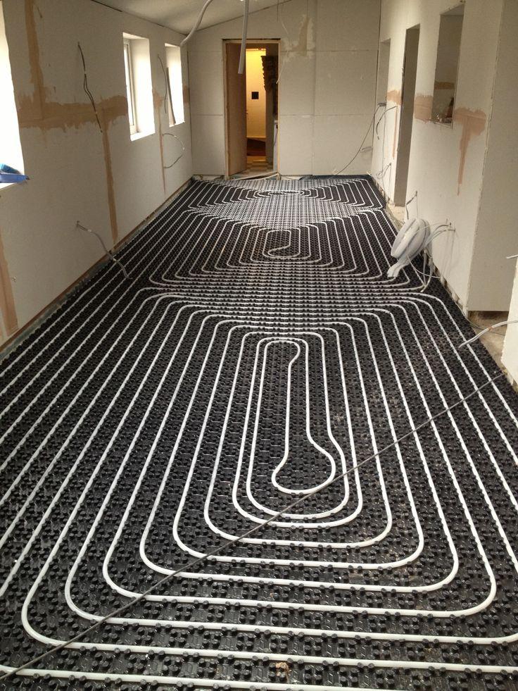 Underfloor Heating by Alex Maggs Plumbing
