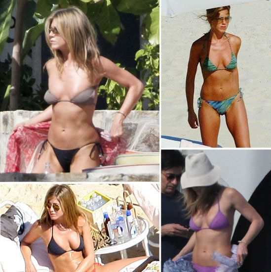 Jennifer aniston with babes nude