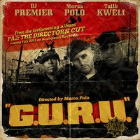"A song dedicated to the late GURU to celebrate three years since his passing.    Marco Polo f/ Talib Kweli & DJ Premier 'G.U.R.U."" by macmediapromo on SoundCloud"