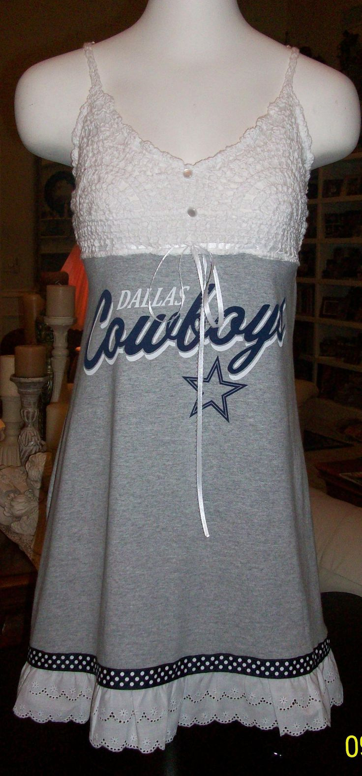 278 best cowboys fan for life images on pinterest cowboy baby dallas cowboys game day tee shirt dress 55 00