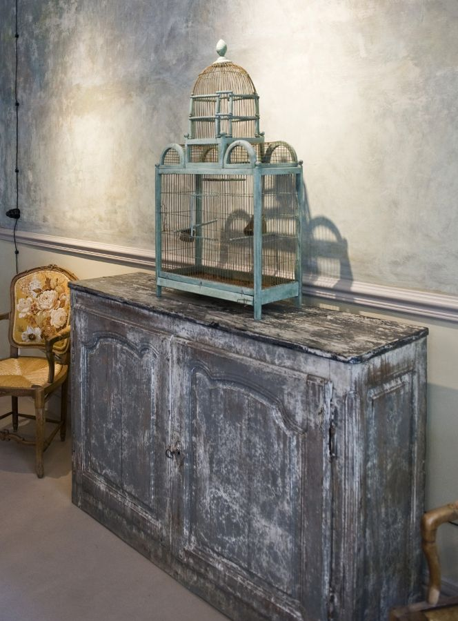 Cement Design's first Showroom in Rome #shabby @cementdesign