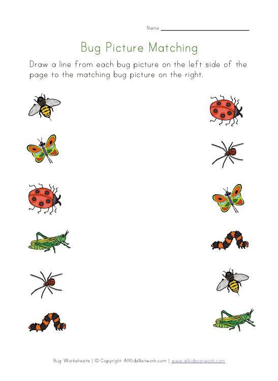 10+ images about Toddler worksheets on Pinterest   Alphabet ...