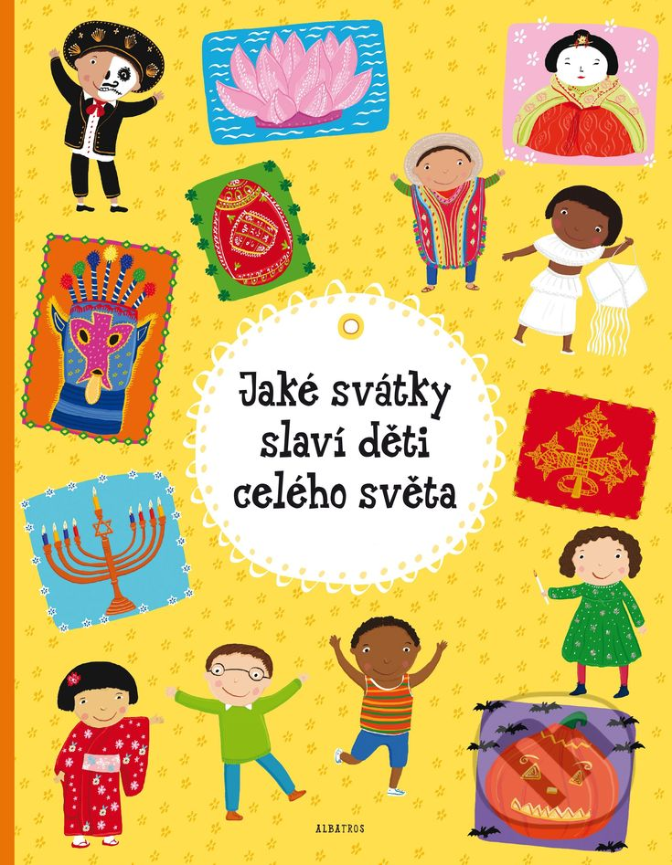 Martinus.cz > Knihy: Jak slaví svátky děti celého světa (Helena Haraštová, Pavla Hanáčková)