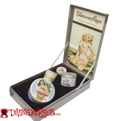 Glamourflage Pin up gift set 1