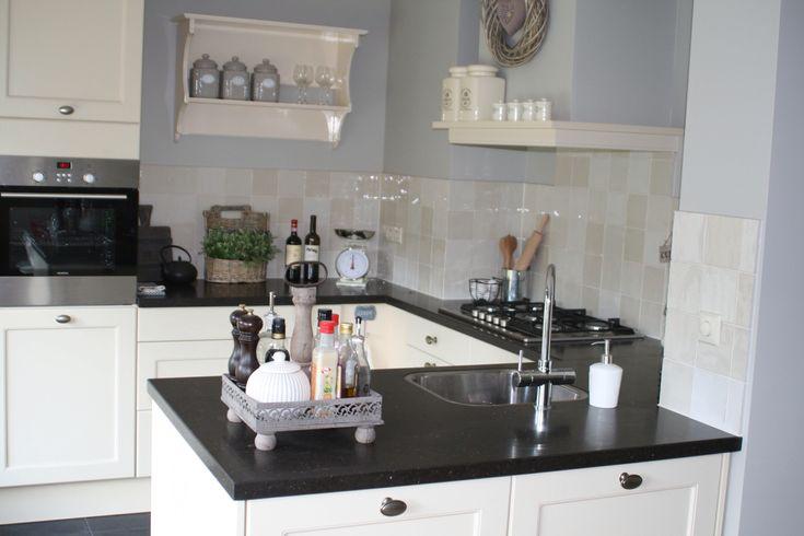 Achterwand Keuken Geen Tegels : tegels keuken kitchen ideas inspiratie keuken tegels bij