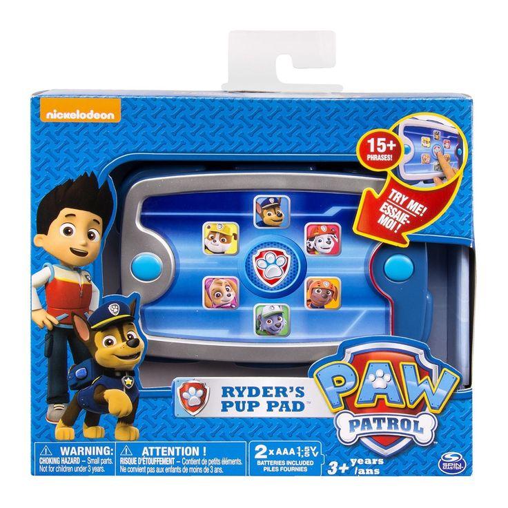 Paw Patrol Paw Patrol Ryders Pup Pad Game Fun Gift Toy Kids New Free Shipping