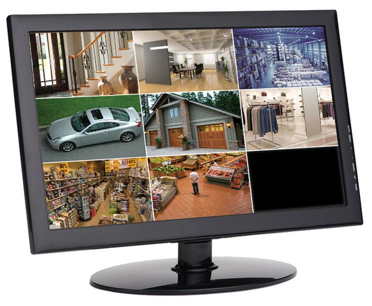 Awesome Cctv Kits With Monitor