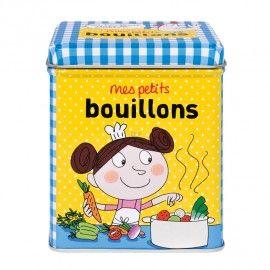 Voorraadblik Bouillonblokjes