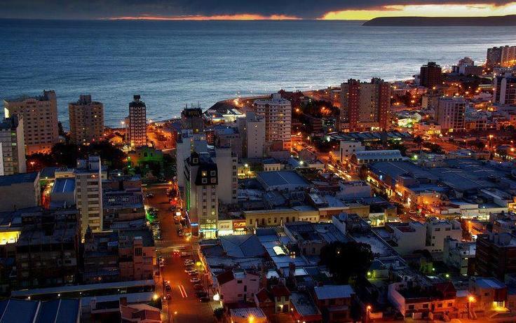 Nice pic of Comodoro Rivadavia, Chubut