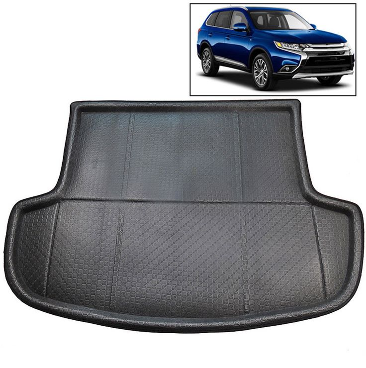 nice Awesome 1*For Mitsubishi Outlander 2013-2017 Rear Trunk Tray Boot Liner Cargo Floor Mat 2018-2019 Check more at http://24carshop.com/product/awesome-1for-mitsubishi-outlander-2013-2017-rear-trunk-tray-boot-liner-cargo-floor-mat-2018-2019/