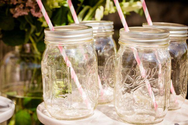 Decoratie met de jampot of mason jar op je bruiloft   ThePerfectWedding.nl