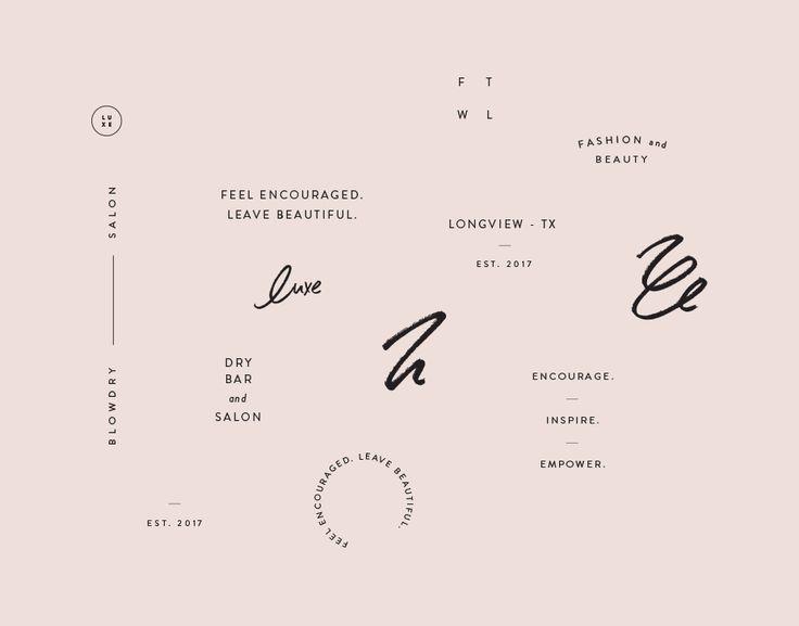 Luxe | Eva Black Design