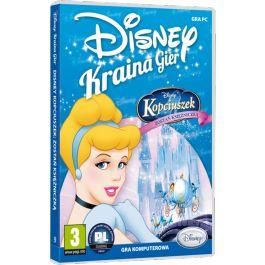 Disney Kopciuszek: Zostań księżniczką (PC) - Dla dzieci - Gry Elektroniczne - zabawa - nowe
