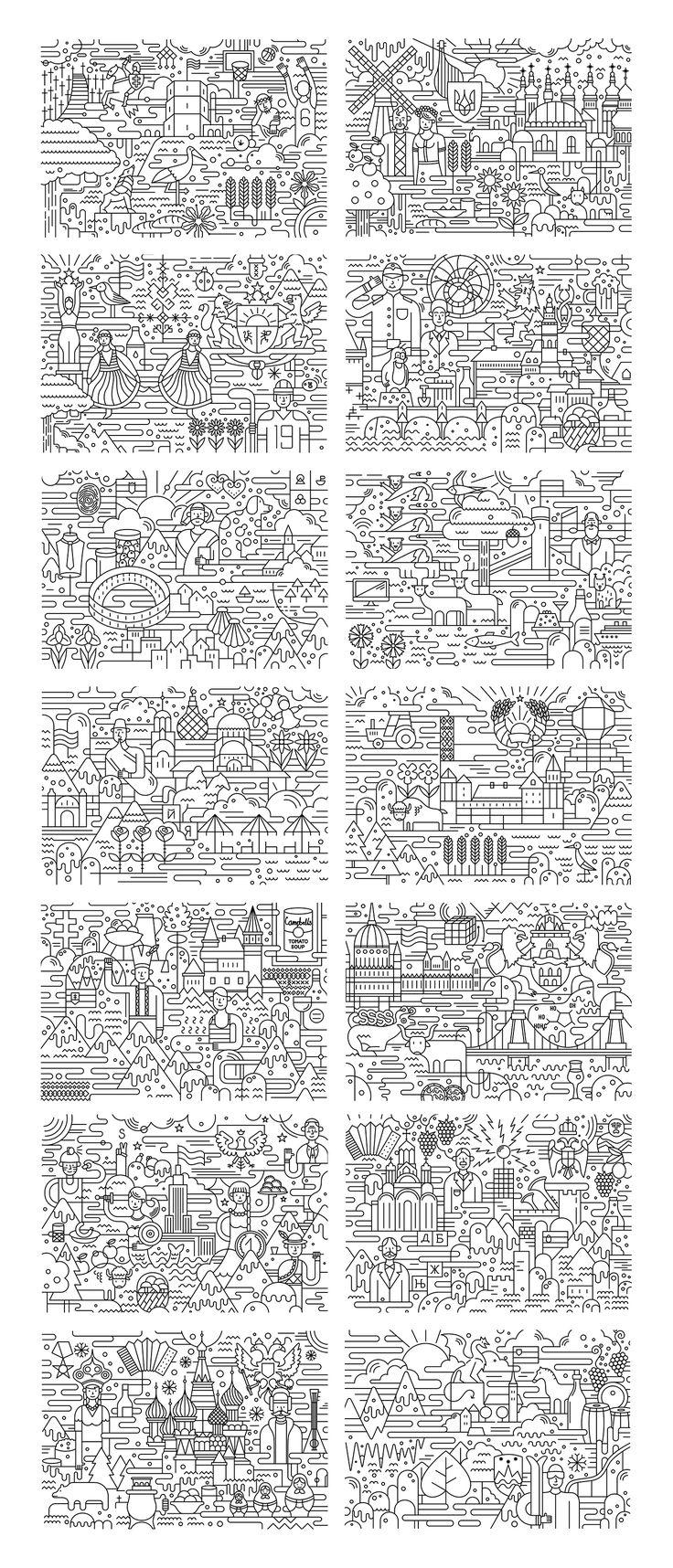 1350 besten Illustration Bilder auf Pinterest   Grafiken, Drawing ...