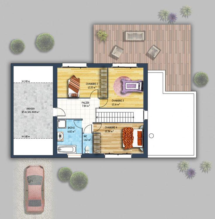 Maison contemporaine Ancenis 44