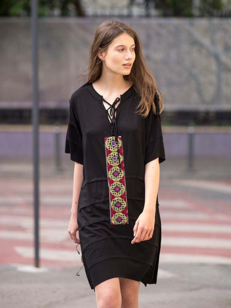 #Design #streetstyle #vintage #handmade #embroidery #dress #outfit