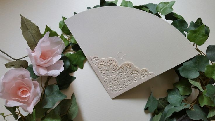 Eleganti ventagli per matrimonio firmati Azuleya   Azuleya Weddingfans