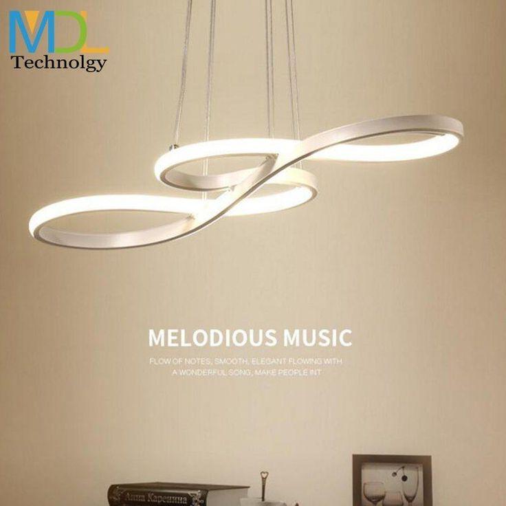 Find More Pendant Lights Information about Modern <b>LED Ceiling</b> ...