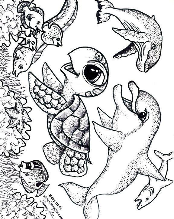 Baby Honu Und Freunde Malvorlagen Crafts Baby Crafts Freunde Honu Malvorlagen Und Ausmalbilder Schildkrote Malvorlagen Niedliche Zeichnungen