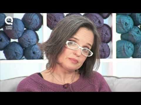 ▶ Lavora a maglia con Emma Fassio - Lavorazione a coste - YouTube