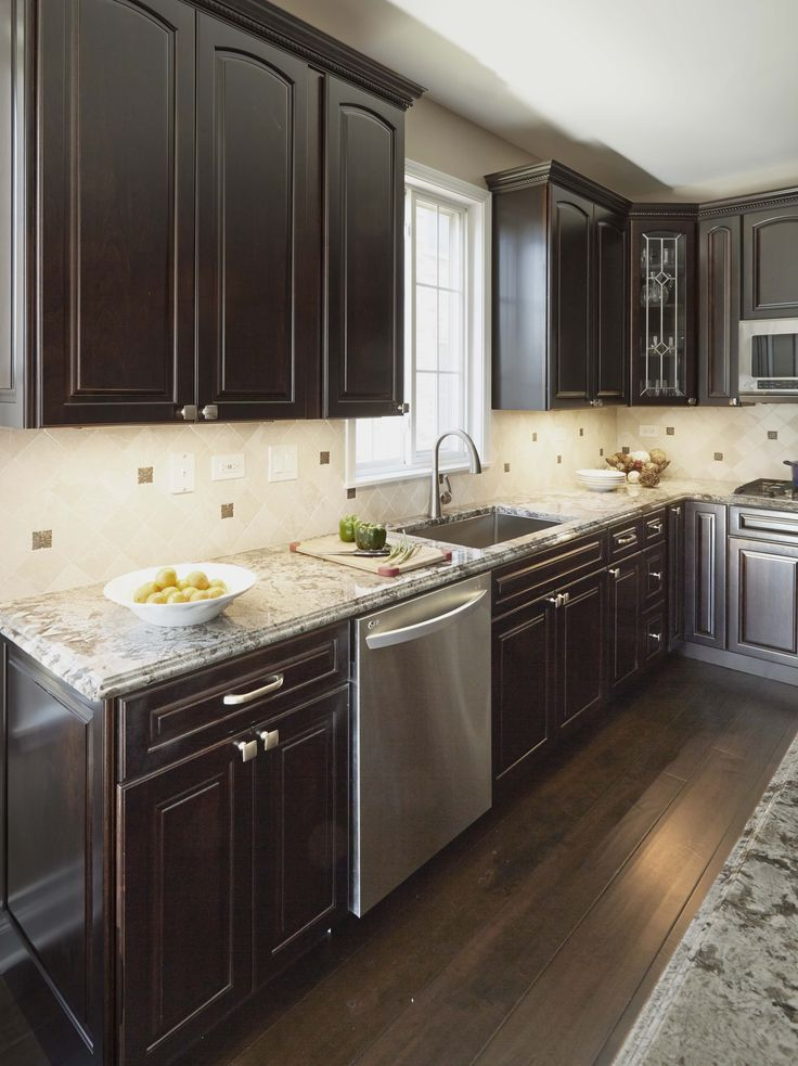 kraftmaid kitchen cabinets. KraftMaid Cabinets in Cherry with a Peppercorn Finish  Bianco Anticos Granite waterfall edge Best 25 Kraftmaid cabinets ideas on Pinterest Gray and white
