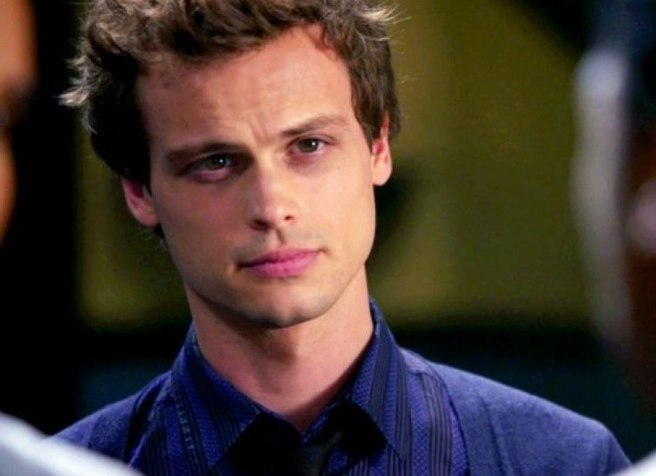 14 reasons to marry Dr.Spencer Reid from Criminal Minds…