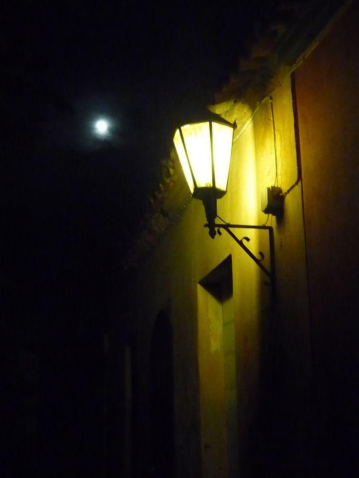 Athens - Plaka by night