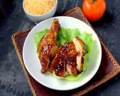 Cuisses de poulet rôti aux épices façon asiatique | Cuisine AZ