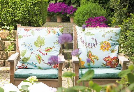 jab anstoetz outdoor stoffen te koop bij eurlings. Black Bedroom Furniture Sets. Home Design Ideas