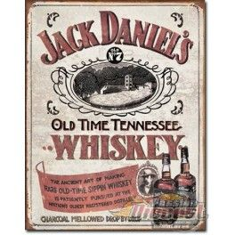 JACK DANIELS SIPPIN WHISKEY