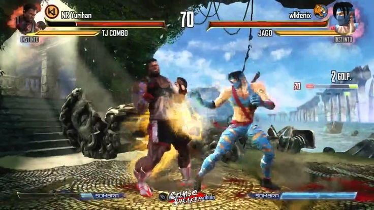 KI New Blood Tornament Online - NR Yurihan (TJ Combo) vs wlkfenix (Jago)