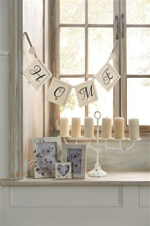 Decorative Home Bunting