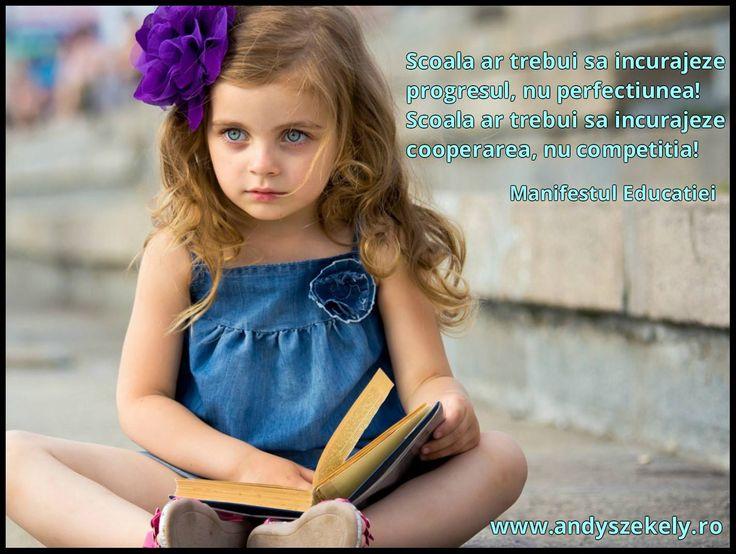 citat despre educatie andy szekely
