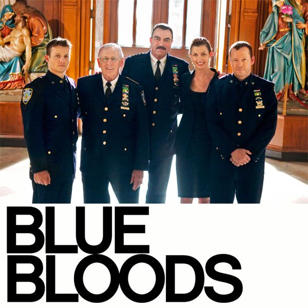 Blue Bloods - seems like an interesting cops meets drama tv show.