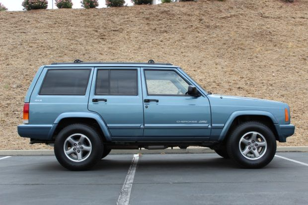 58k Mile 1998 Jeep Cherokee Classic Jeep Cherokee Jeep Jeep Cherokee Xj