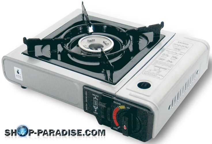 SHOP-PARADISE.COM:  Camping Gaskocher 2,3 kw 15,96 €