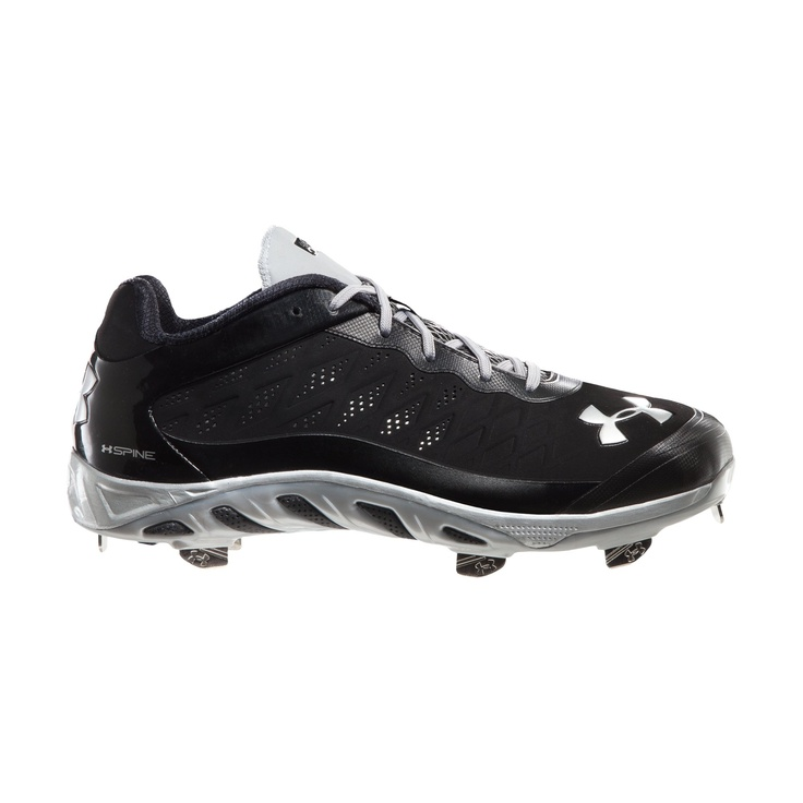 Under Armour Men\u0027s UA Spine Metal Baseball Cleats | Men | Pinterest | Metal baseball  cleats, Baseball cleats and Cleats