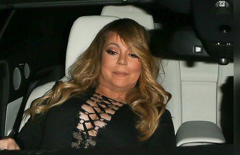 Photos: Chubby Mariah Carey Risks Heart Disease - Doctor Warns http://ift.tt/2uGDmSc