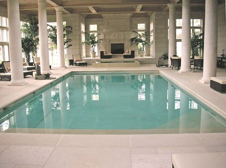 389 best Indoor Pools images on Pinterest | Indoor swimming pools ...