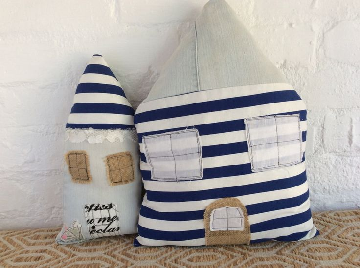 House Pillows by Poprikot on Etsy