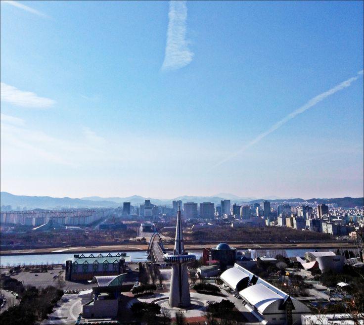 2014. 2/11 엑스포과학공원 한빛탑. http://www.ggilbo.com/news/articleView.html?idxno=165187