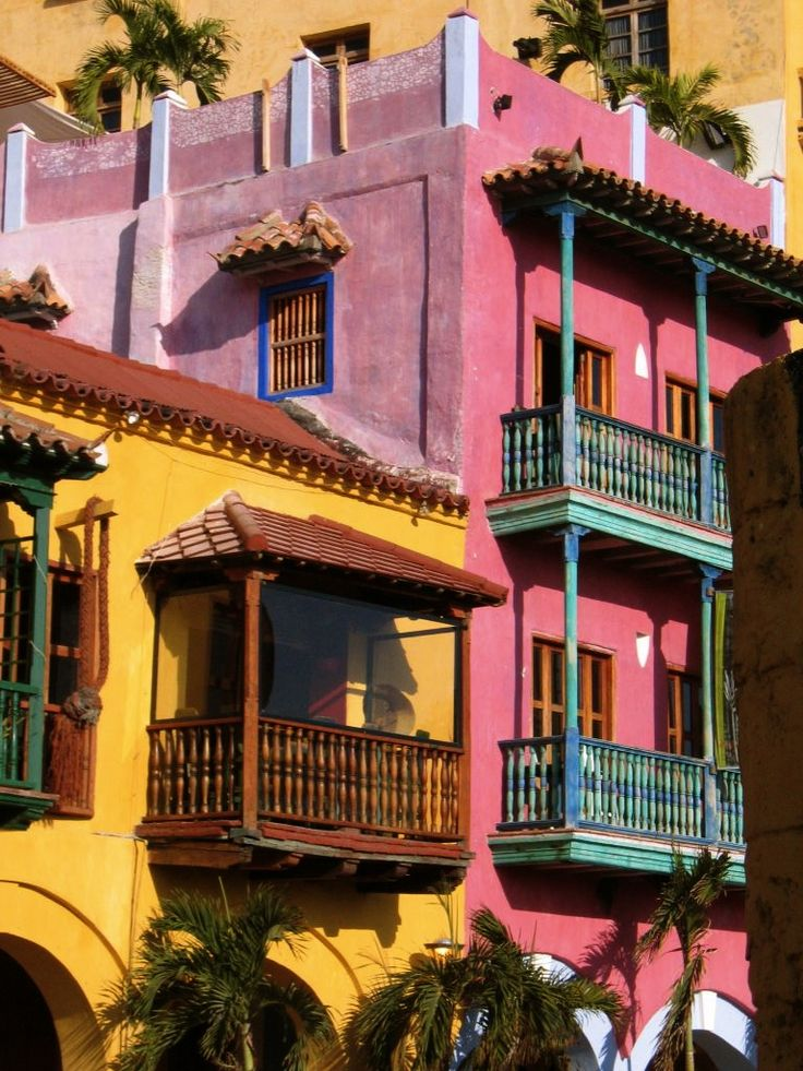 #Cartagena de Indias,  #Colombia