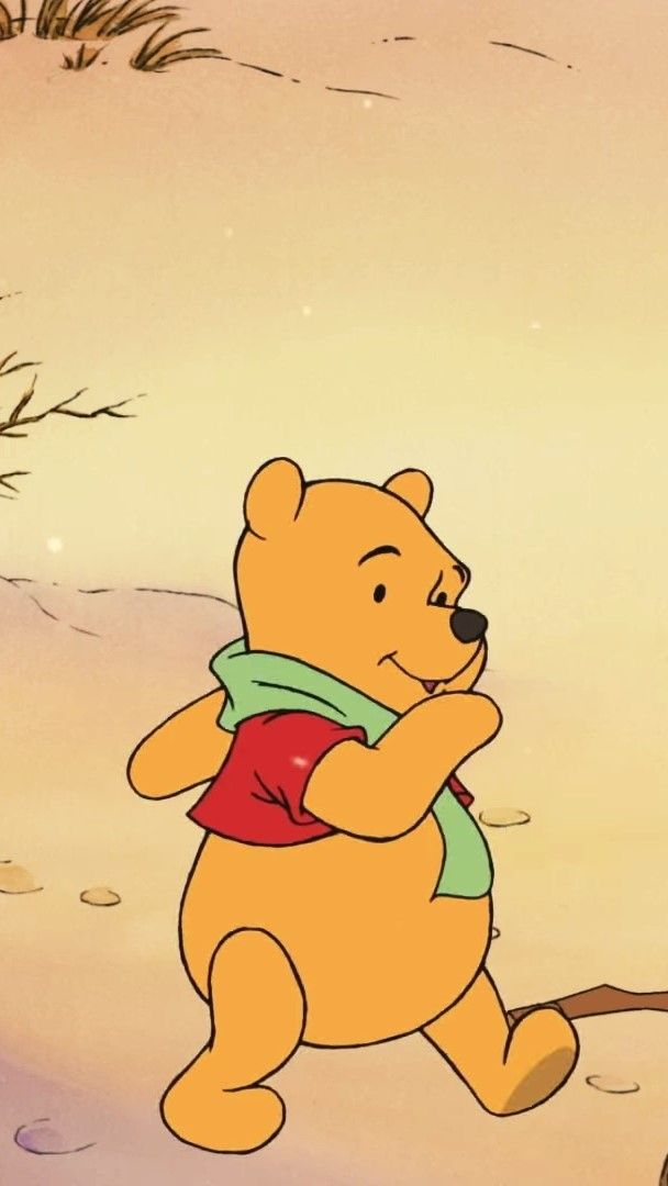 Pooh cartoon wallpapers for android