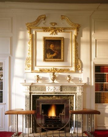 Mompesson House Salisbury Tea Room