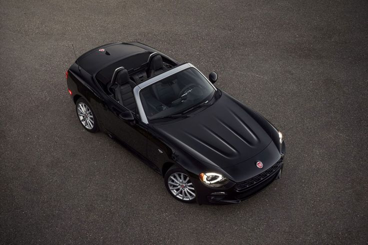 Fiat 124 Spider Generate More Classic Italian Sensation View