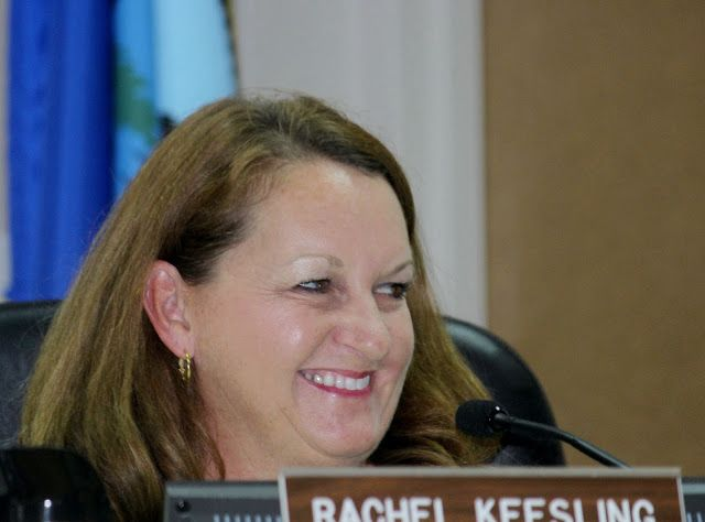 Rachel Keesling is Punta Gorda's New Mayor http://www.youbelonginpuntagordablog.com